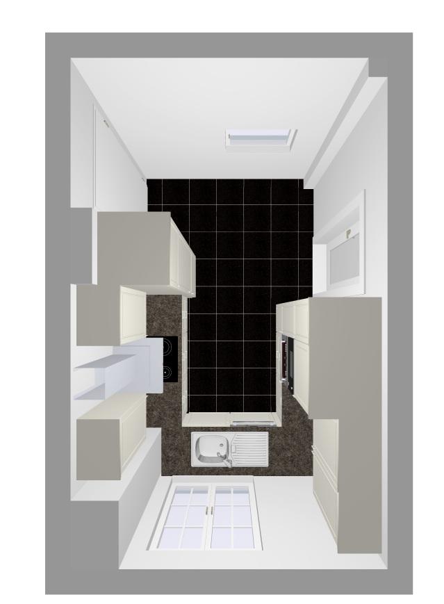 drama in der k che wir bauen mit town und country in oberursel. Black Bedroom Furniture Sets. Home Design Ideas