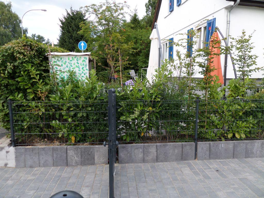 ehrf rchtige zaun bauen einzigartige ideen zum sichtschutz. Black Bedroom Furniture Sets. Home Design Ideas