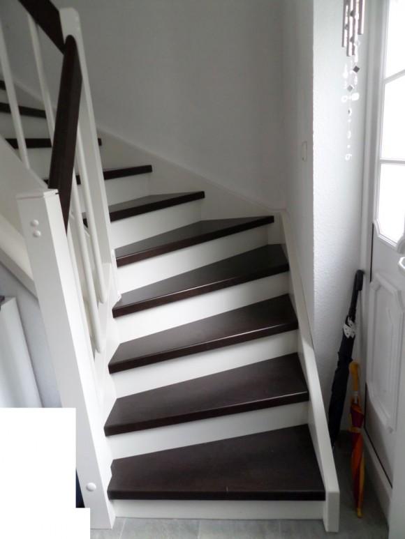 Treppe Wangentreppe