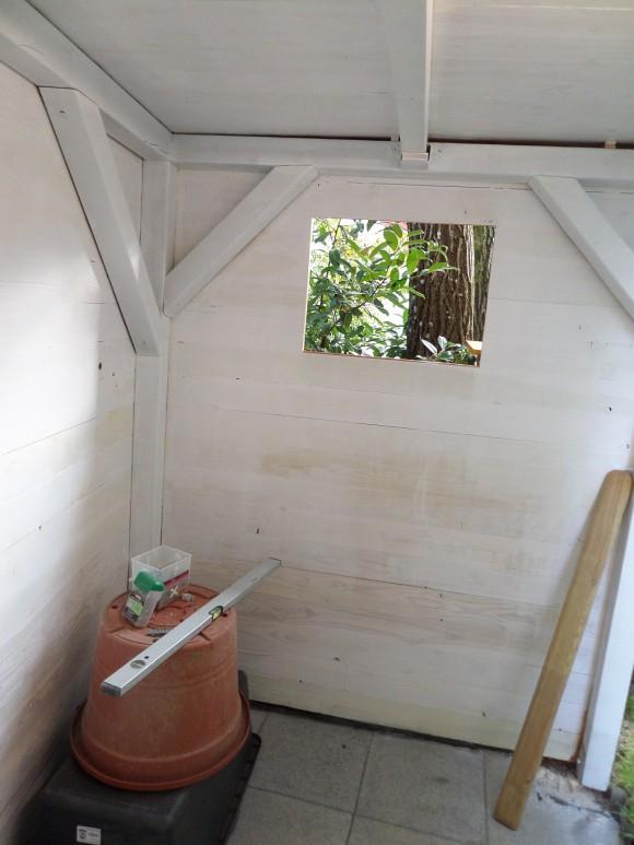 Douglasie Hütte