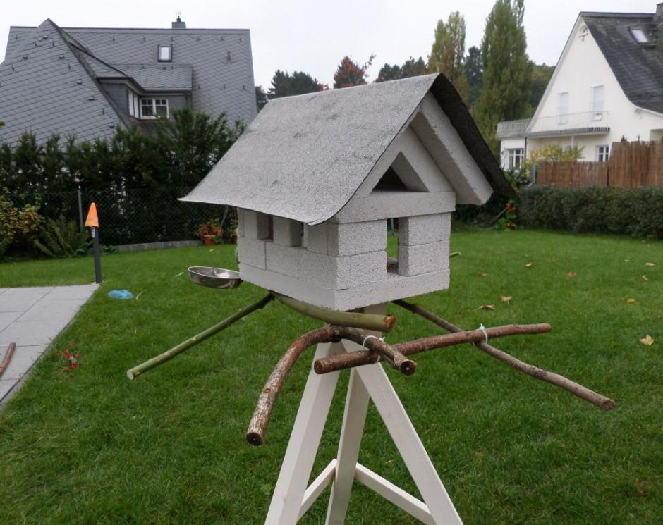 Vogelhaus aus Ytong®