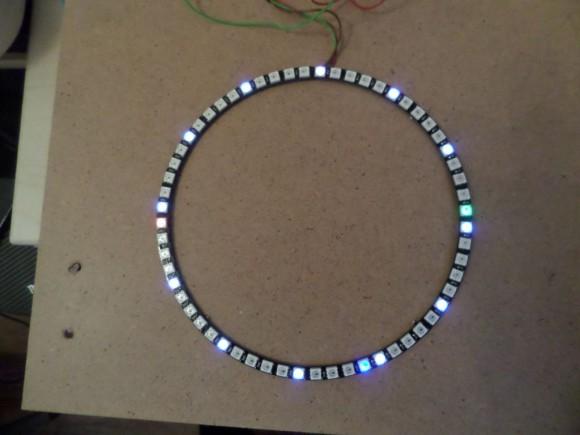 Neopixel Clock Pi