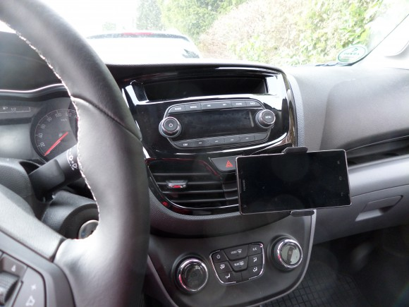 Smartphone Halterung Opel Karl